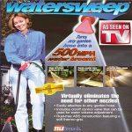 Waterseep ® Embout Tuyau d'Arrosage - Jet Puissant Balai de la marque Waterseep ® image 2 produit
