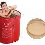 WEBO HOME- Baignoire pliante baignoire baignoire pour adulte baignoire gonflable gratuite baignoire épaisse baignoire de la marque Baignoire gonflable image 5 produit