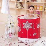 WEBO HOME- Baignoire pliante baignoire baignoire pour adulte baignoire gonflable gratuite baignoire épaisse baignoire de la marque Baignoire gonflable image 1 produit