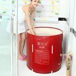 WEBO HOME- Baignoire pliante baignoire baignoire pour adulte baignoire gonflable gratuite baignoire épaisse baignoire de la marque Baignoire gonflable image 3 produit