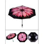 WILLIAM & KATE Parapluie UV ultra-léger et parapluie anti-pluie Tout ombrage Parapluie anti-UV avancé à trois plis Parapluie créatif Simplicité de la marque WILLIAM&KATE image 1 produit