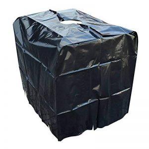 WilTec Container IBC Bâche de Protection Capôt Protecteur Bâche Protection de Pluie Citerne D'eau 1000 l de la marque WilTec image 0 produit