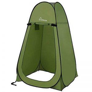 WolfWise Tente Instantanée de Douche Toilette Portable Camping Abri de Plein Air Vestiaire Amovible Extérieure Intérieure de la marque WolfWise image 0 produit
