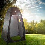 WolfWise Tente Instantanée de Douche Toilette Portable Camping Abri de Plein Air Vestiaire Amovible Extérieure Intérieure de la marque WolfWise image 2 produit