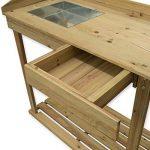 Woodside Wooden Potting/Planting Bench/Table Workshop Work DIY Station by Woodside de la marque Woodside image 3 produit