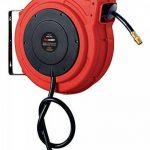 workequip Enrouleur de tuyau pour eau/air comprimé SR Tuyau de 3/8–9, longueur: 9m de la marque WorkEquip image 1 produit