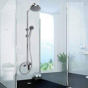 WVXdouche froide et chaude en salle de douche, bain douche haut arrosoir, de la marque WVX Home Bathroom image 0 produit