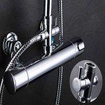 WVXtempérature constante pompe l'énergie solaire température constante douche douche intelligent de la marque WVX Home Bathroom image 2 produit