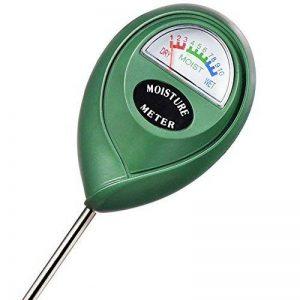 XLUX T10 Capteur d'humidité du sol, hydromètre pour le jardinage, l'Agriculture, ne nécessite pas de piles de la marque XLUX image 0 produit