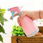 Yookoon Pulvérisateur manuel à pression d'eau Spray et spray double usage à la main d'arrosage plantes et pelouse, DE VOITURE à laver rose de la marque YOOKOON image 1 produit