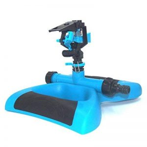 YUCH Irrigateur sprinkleur à 360 degrés de rotation automatique en plastique de l'appareil de l'eau de la marque YUCH Meubles image 0 produit