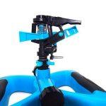 YUCH Irrigateur sprinkleur à 360 degrés de rotation automatique en plastique de l'appareil de l'eau de la marque YUCH Meubles image 2 produit