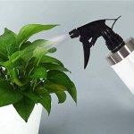 Yunhigh Arrosoir en acier inoxydable acrylique transparent peut arroser de la marque Yunhigh image 2 produit