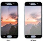 Zloer 3 Pièces Verre Trempé Samsung Galaxy A5 2017, Film Protection en Verre Trempé - 3D Couverture Complète,Ultra Résistant Dureté 9H, Anti Rayures - pour Samsung Galaxy A5 2017 de la marque Zloer image 3 produit